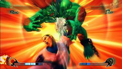 street fighter IV blanka resigned gamer