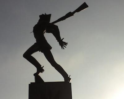 katyn massacre memorial, jersey city, resigned gamer