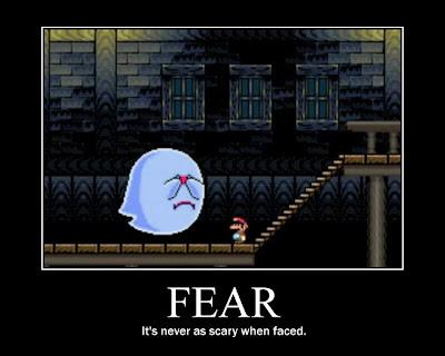 super mario world, snes, fear, big boo, resigned gamer