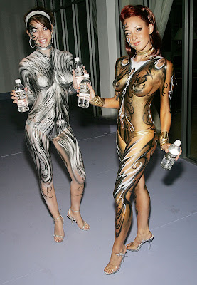 bodypainting wallpapers