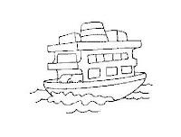 Gambar Kenderaan Air