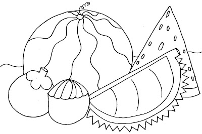 Kreativiti Tema Buah-buahan Tema Buah-buahan Posted by