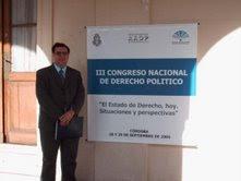 Facultad de Derecho y Ciencias Sociales, Universidad Nacional de Córdoba, 28.set-2008.