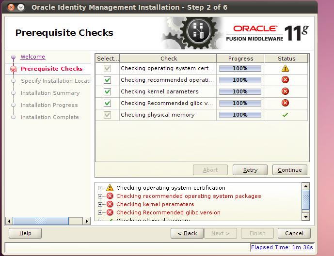 idm oim installing oracle identity manager 11g