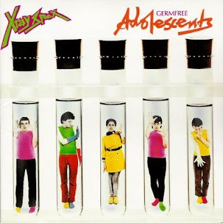 Ray spex germ free adolescents 1978 re issue 1992