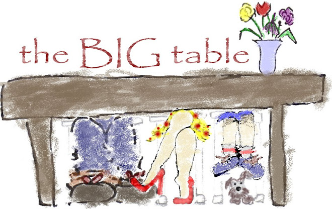 The Big Table Original Logo