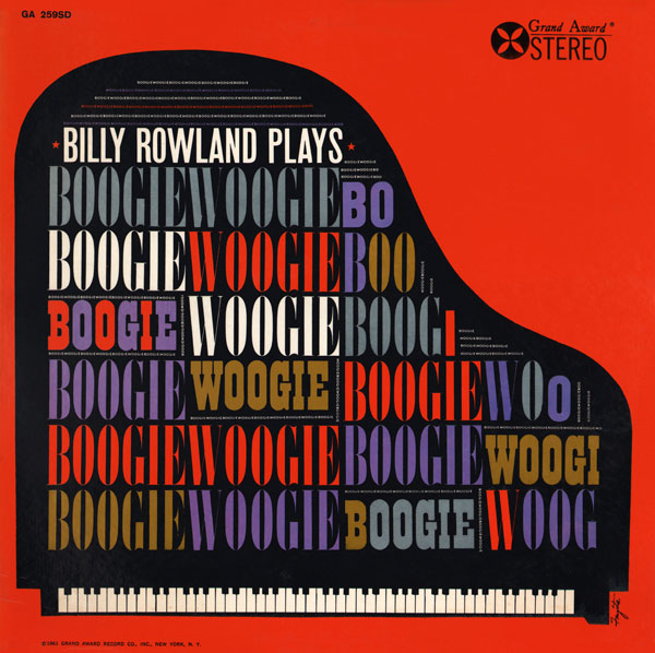 Project Thirty Three Boogie Woogie 1961