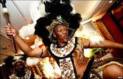 Zulu Medicine Man