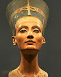 QUEEN NEFERTITI--Egyptian or Prussian woman?