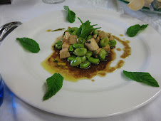 Raw Fava Bean Salad