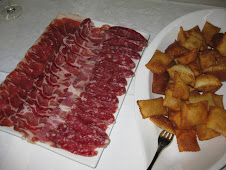 Classic Cured Meats & Gnocco Fritti
