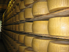 Parmigiano Reggiano Aging