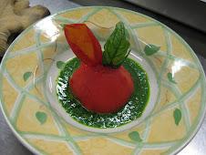 Pomodoro Confit Ripieno di Burrata