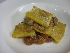 Paccheri alla Genovese