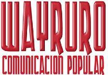 """Capacitación en Comunicación Popular """"Nuestro barrio y comunidad como escenario"""""""