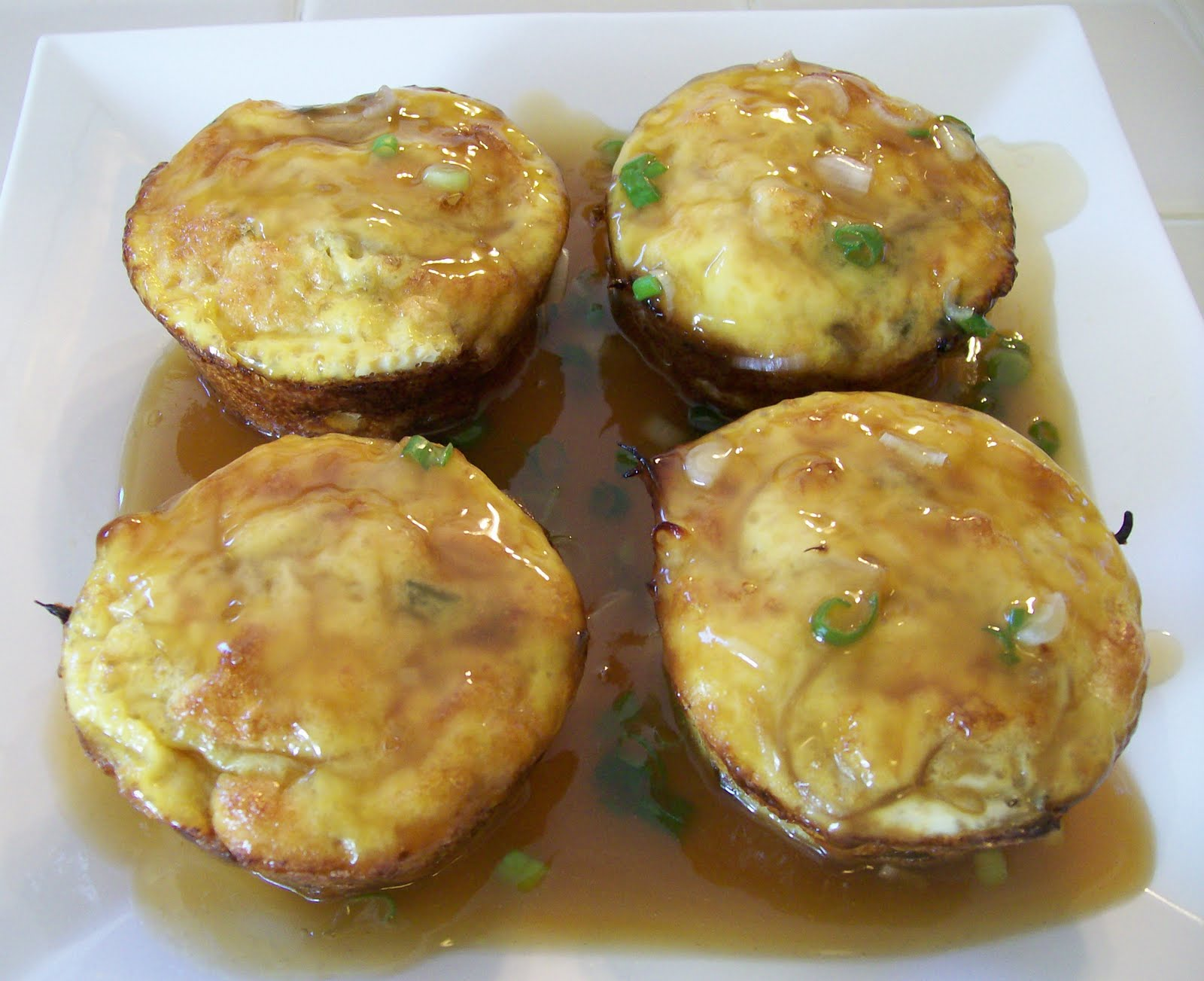 theworldaccordingtoeggface: Egg Foo Young