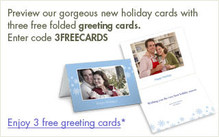 Shutterfly 3 personalized greeting cards for 099 hip2save shutterfly has a special holiday promotion available thru november 14th you can order up to 3 free folded greeting cards you can even personalize them m4hsunfo