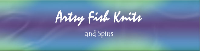 Artsyfish Knits and spins