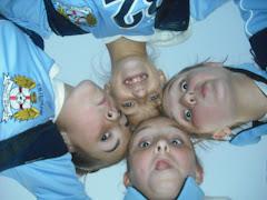 Chloe, Bella, Lyndsey, and Me