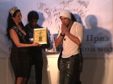 BEST TOP MODEL WINNER 2010 MOSCOW, RUSSIA