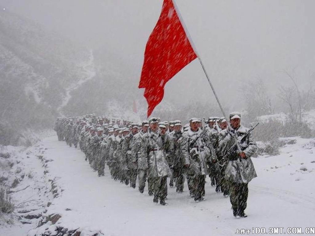 the long march The long march was a 6,000 mile trek across china by the communist side of the chinese civil war the trip took a year, and through it, mao zedong.