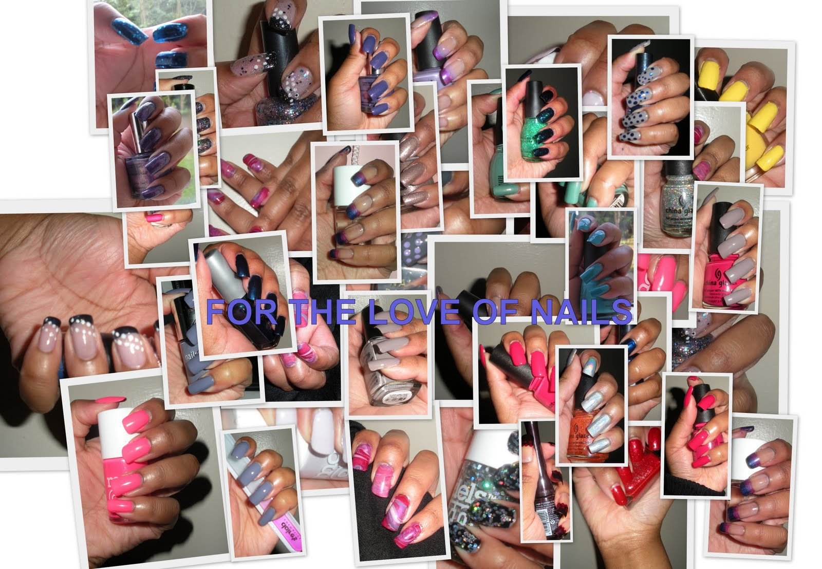 For the love of nails...