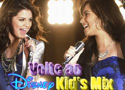 Volte ao Disney Kid's Mix