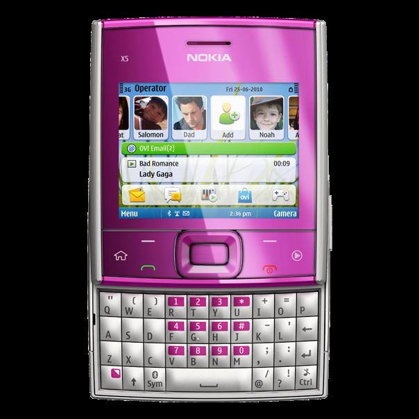 Nokia Square Phone