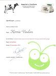 Create Certificaat Korrie