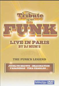 DVD - Tribute to Funk