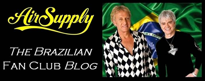 Air Supply - The Brazilian Fan Club Blog