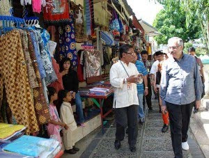 turis di Sumatera Barat
