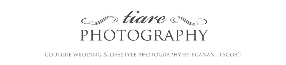 Tiare Photography | BLOG