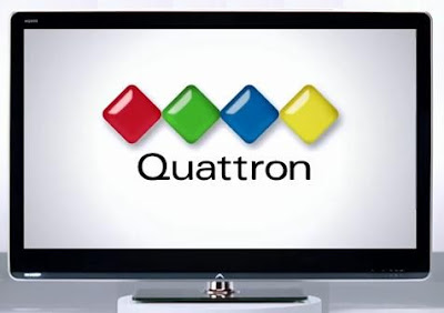 Sharp Quattron