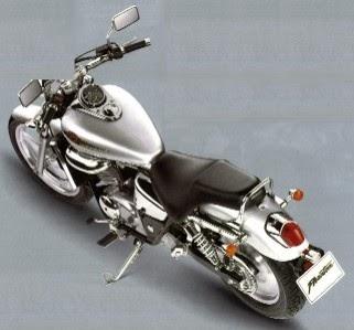 SUPERBIKE MOTOR DENPASAR: HONDA PHANTOM 200 CC