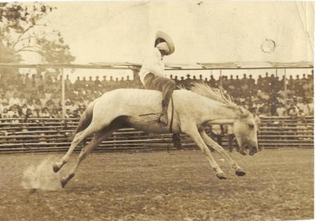 """Rodeo de General Vernaza desde 1961 """"Siempre Imitado pero Nunca Igualado"""" RCR."""