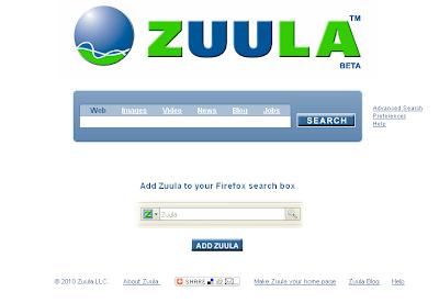 метапоисковый сервис zuula