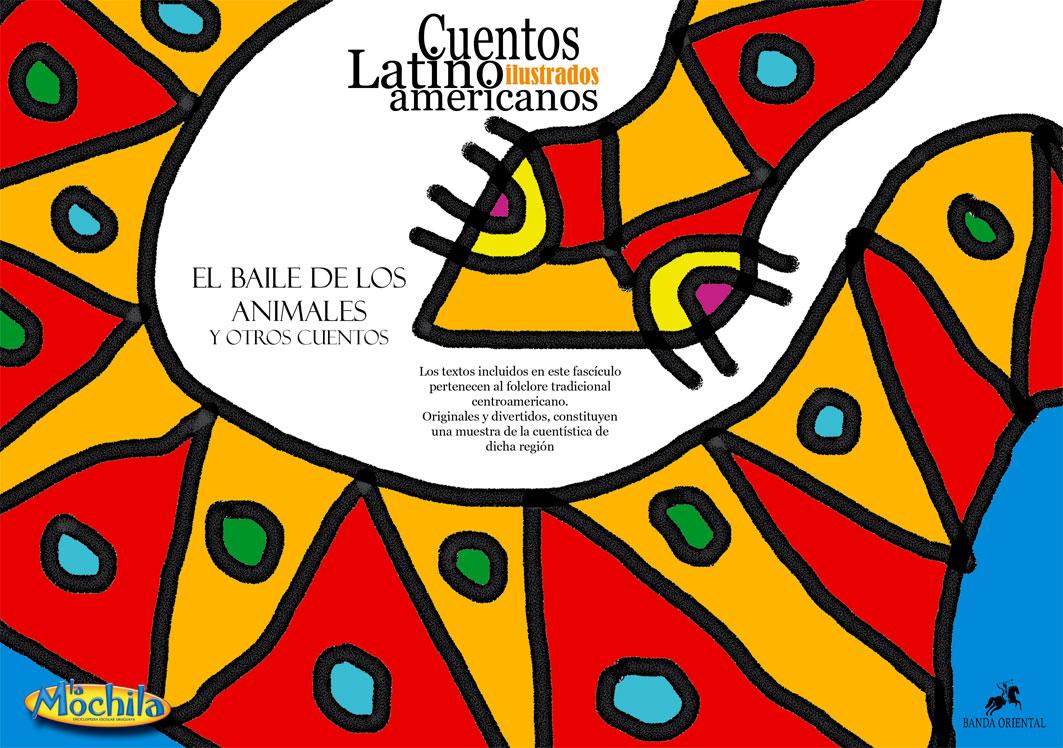 libro cuentos latinoamericanos: