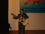 José Orisvaldo dando show no Eco Festival - 2008