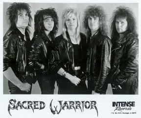 Sacred Warrior - New World Order (EP) 1994