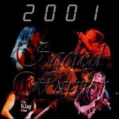 Sacred Warrior - Demo 2001