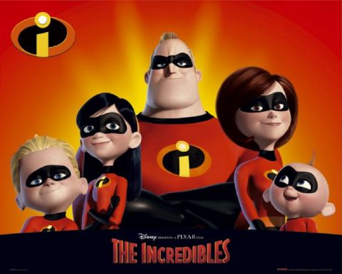 Syndrome The Incredibles. The