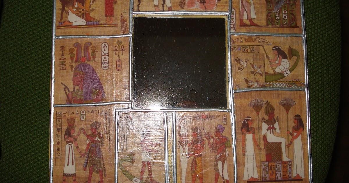El corralito de piraeus espejo ikea antiguo egipto for Espejo adhesivo ikea