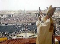 pãpa no vaticano a religião alivia o stress