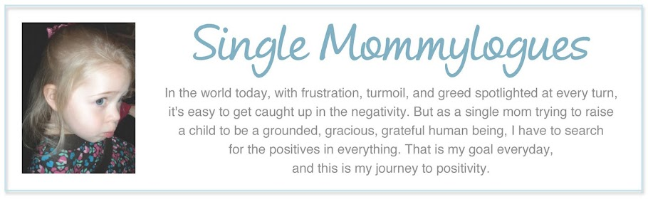 Single Mommylogues