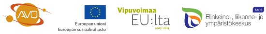 Educoss-blogia tehdään Euroopan sosiaalirahaston rahoittamassa AVO-hankkeessa