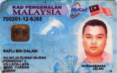 Balasan Dari Ktp Malaysia Masih Cantumkan Agama Kaskus