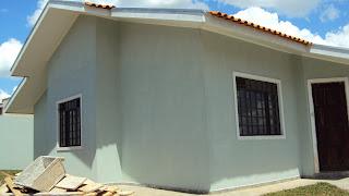 Forro beiral telhado