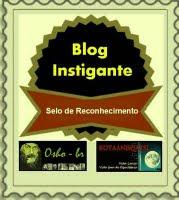 """Prémio """"Blog Instigante"""""""
