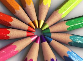 Langage des couleurs  Crayons_couleur